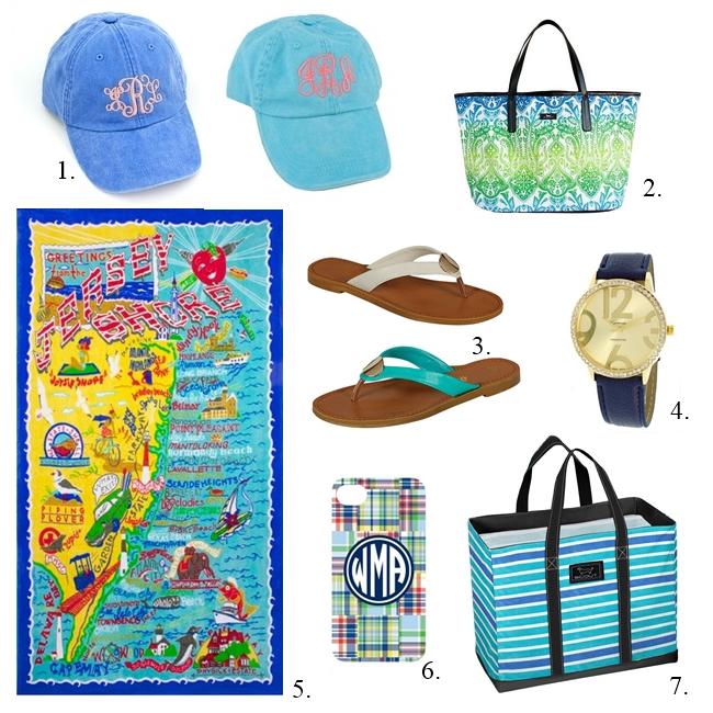7-Summer-Essentials