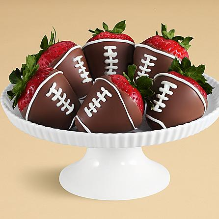 Football-strawberries